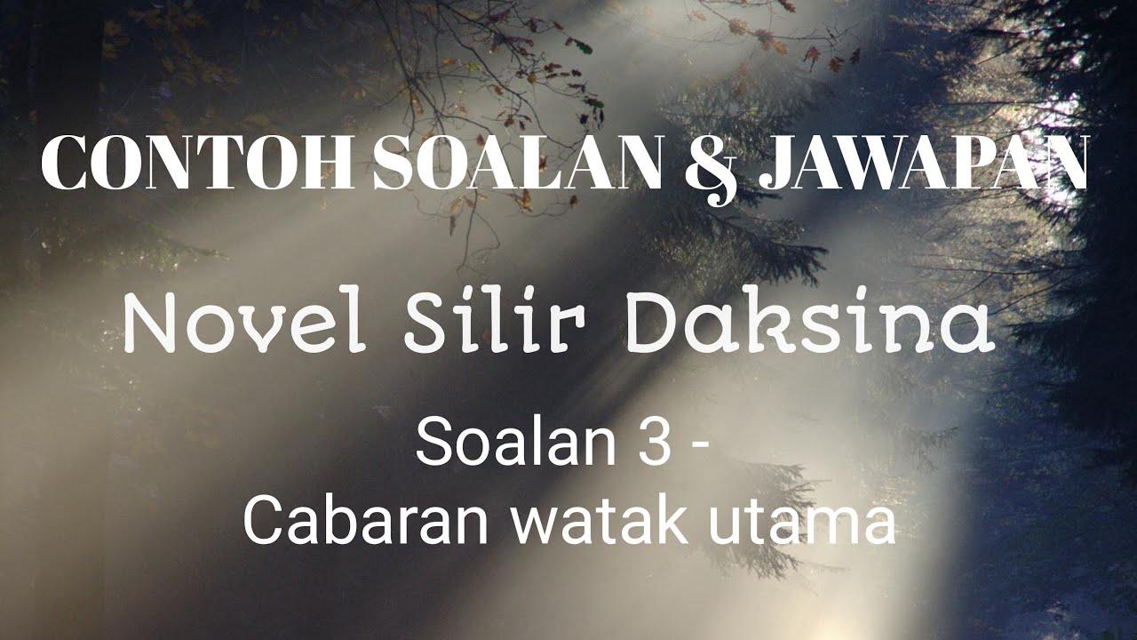Contoh Jawapan Soalan Novel Tirani - Seratus d
