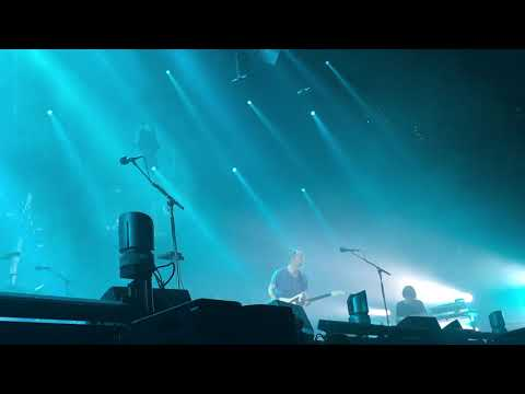 Radiohead - Bloom (Boston 7-28-2018)