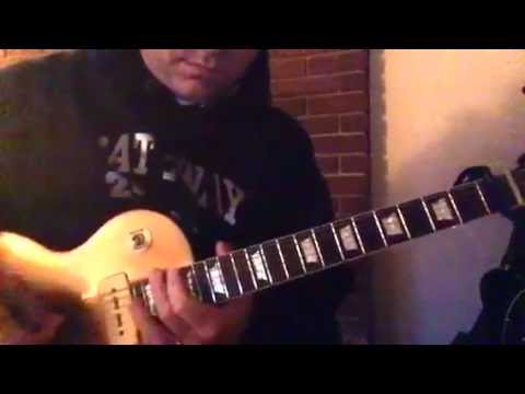 Pixies - Palace of the Brine - guitar cover play along mp3