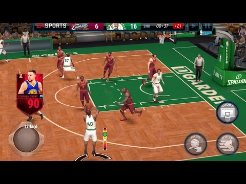 harrison-barnes-is-playing-like-steph-curry---playoffs-aginst-lebron-and-the-cavs---nba-live-mobile
