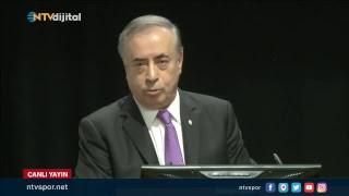 (CANLI) Mustafa Cengiz, divan kurulu toplantısında açıklamalarda bulunuyor