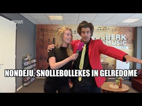 Nondeju, snollebollekes in GelreDome