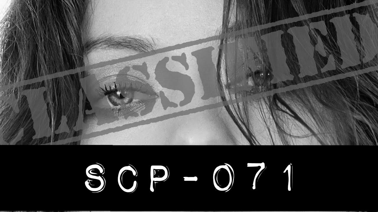 SCP-071 - Degenerative Metamorphic Entity - YouTube