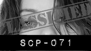 SCP-071 - Degenerative Metamorphic Entity