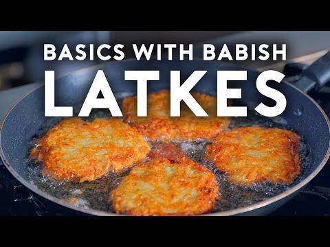 Latkes   Basics with Babish