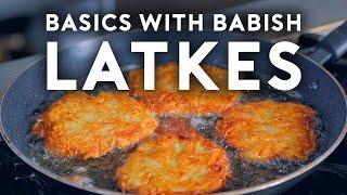 Latkes | Babish Culinary Universe's Recipe Transcription