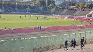 مولودية قسنطينة اتحاد خنشلة  20/11/2015 لقطة من المباراة  4k