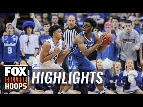 Creighton upsets No. 10 Seton Hall holding Myles Powell to 12 points | FOX COLLEGE HOOPS HIGHLIGHTS
