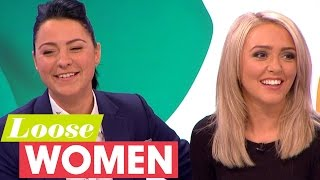 Lucy Spraggan And Wife Georgina On Their Wedding, Having Children, And Mental Health | Loose Women