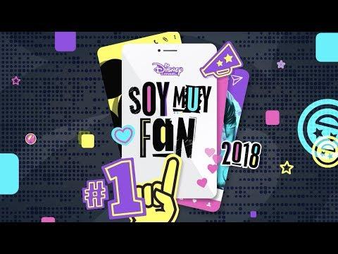 #SoyMuyFan | Exclusivo: ¡2018 en Disney Channel!