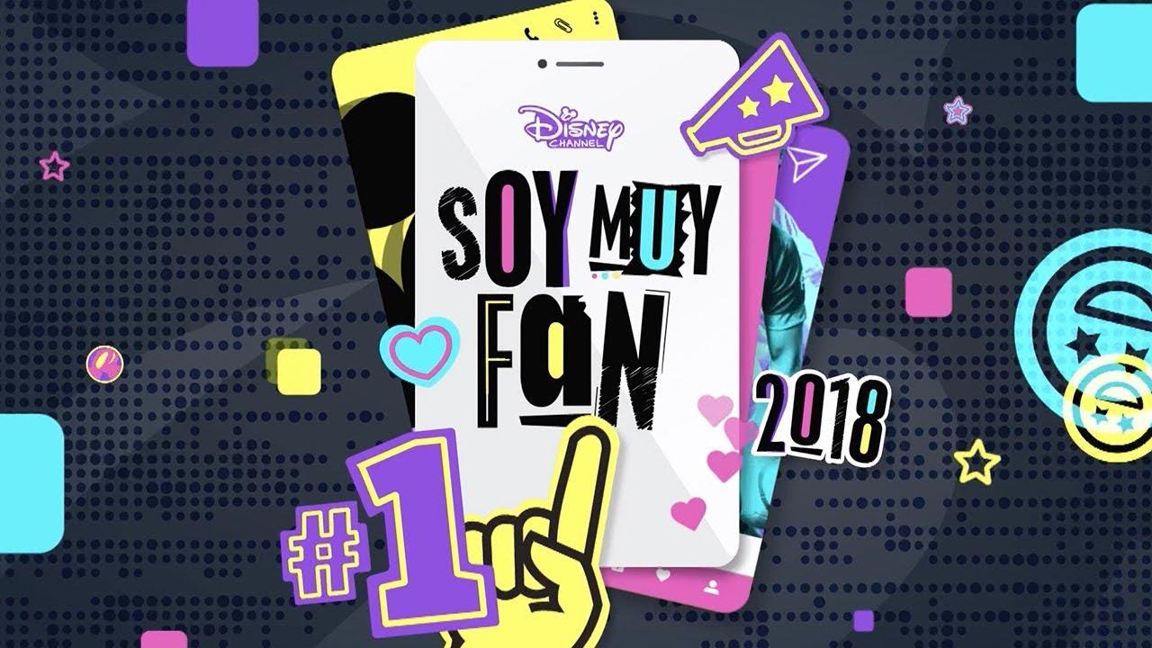 Soymuyfan 2018 En Disney Channel Youtube