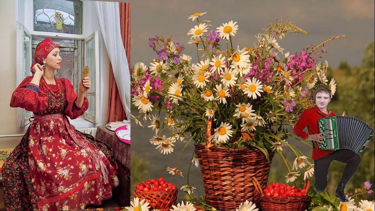 чем есенин цветы фото менее