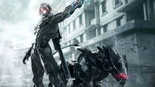 Metal Gear Rising: Revengeance Vocal Tracks - It Has To Be This Way [Instrumental]