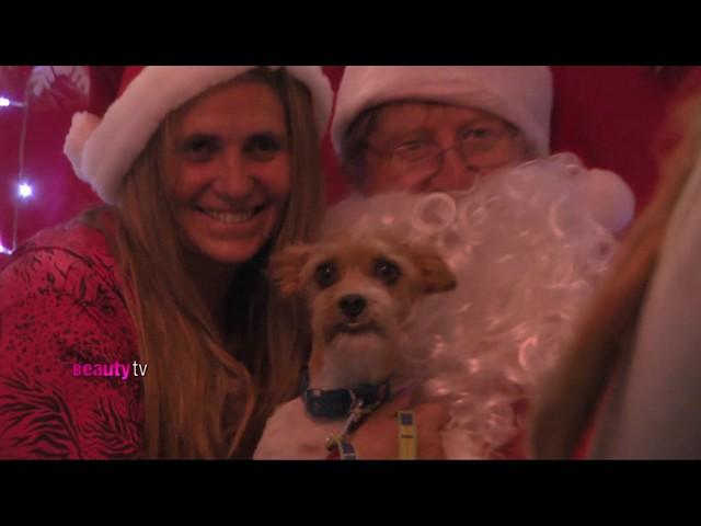 Papa Noel Mascotero en Monster Pet!!