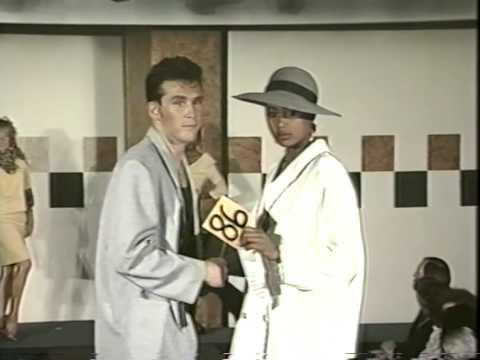 SMC's LA Mode Fashion Show: 1989