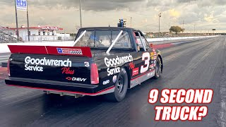 Racing the Dale Truck on Nitrous Was a Huge SUCCESS!!! (Launches So Hard!)