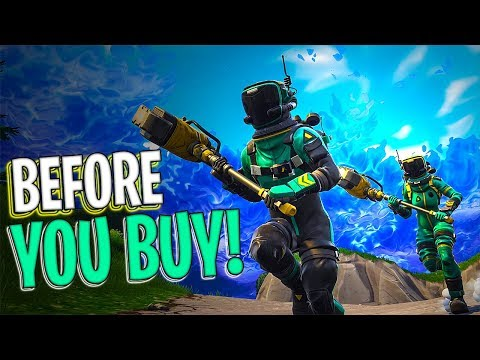 Toxic Trooper | Hazard Agent | Autocleave | Meltdown - Before You Buy - Fortnite