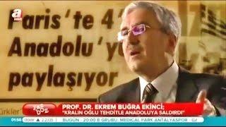 Osmanlı'yı Yıkan, Cumhuriyet Türkiye'sini Kuran İngilizlerdir - Prof. Ekrem Buğra Ekinci