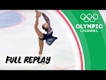 Girls Figure Skating ⛸ Long Program | RE-LIVE | European Youth Olympic Festival 2017