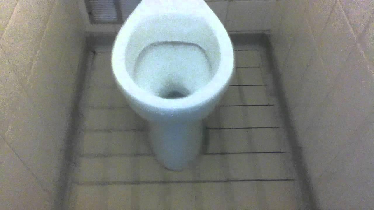 Old Allia Paris toilet bowl - YouTube