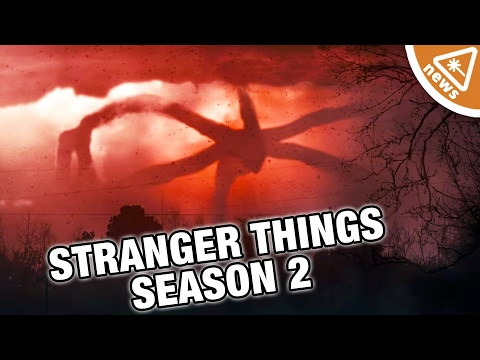 11 Things You Missed in the Stranger Things Season 2 Teaser! (Nerdist News w/ Jessica Chobot)
