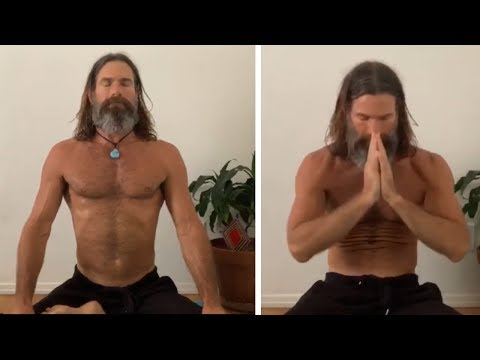 At Home Breath Work Routine for ALL NATURAL Anxiety and Depression Relief!