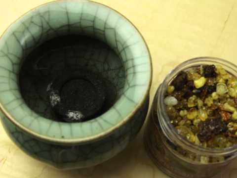 How to burn Resin incense by Prabhuji's Gifts