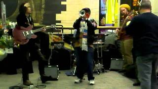 Alex Lodico Ensemble New York (Pen Station 34 6)