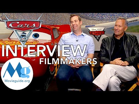 CARS 3 Interview: BRIAN FEE & KEVIN REHER