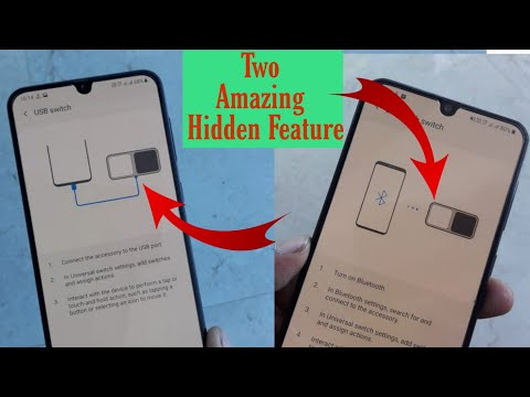 Two Hidden Feature For Samsung One Ui Devices Galaxy A50,A30,A20,A10,J7Nxt,etc.