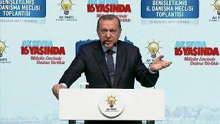 Эрдогана просят уйти из немецкой политики