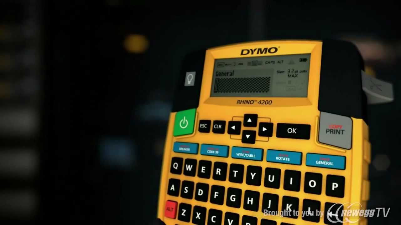 DYMO 4200