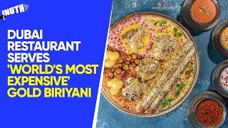 Dubai Restaurant Serves 'World's Most Expensive' Gold Biriyani