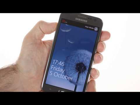 Samsung Ativ S hands on