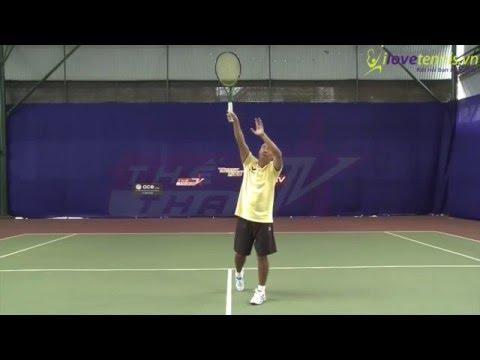 Chương trình hướng dẫn tennis Breakpoint Phần 8-Part 1 - HLV Trương Quang Vũ