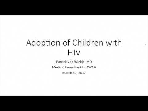 Adoption of Children with HIV audio