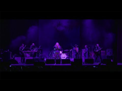 Robert Plant - The May Queen (Live)