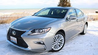 2017 Lexus ES350: Large Sedan that's Starting to Feel Stale