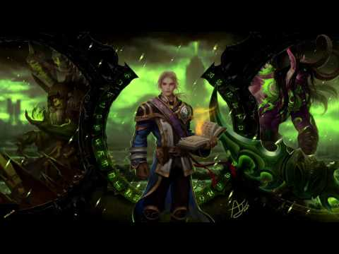 Anduin Wrynn - WoW Legion Music