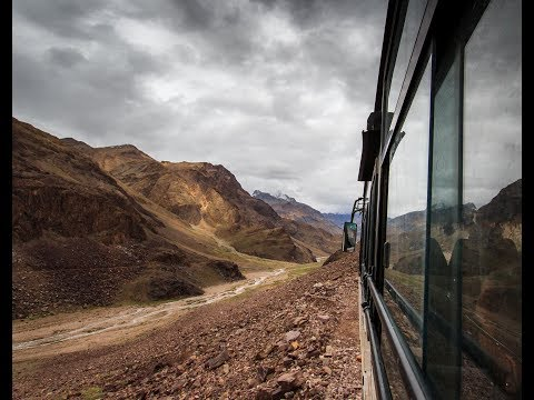 Spiti Valley Travel timelapse