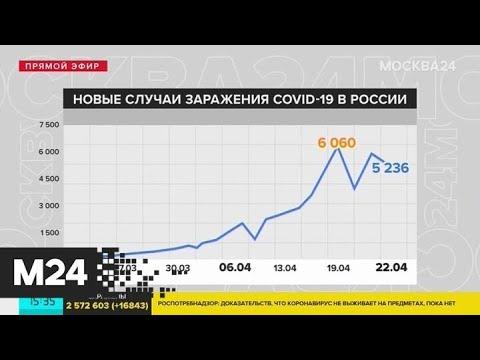 Когда пандемия коронавируса закончится - Москва 24