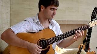 Флажолет Натуральный (Guitar Harmonics)    MoscowGuitar.ru (ШколаГитары.РФ)