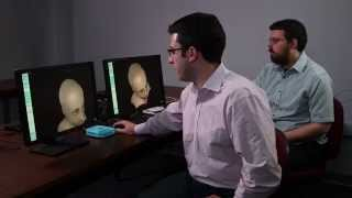 CCC Computing Research in Action- Skin Biophysics Surgical Simulator