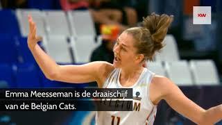 Koen Naert en Emma Meesseman bij laatste drie voor Sportman en Sportvrouw van het Jaar