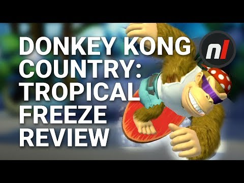 Donkey Kong Country: Tropical Freeze Review (Switch) | Nintendo Life