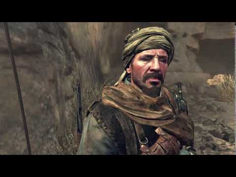 """CALL OF DUTY BLACK OPS 2, """"CIA SPECIAL ACTIVITIES DIVISION""""AFGHANISTAN 1986"""