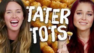 6 Types of Tater Tots! (Cheat Day)