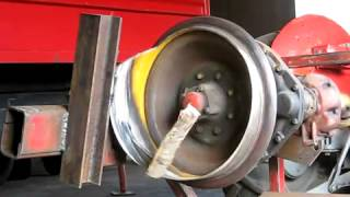 Repeat youtube video Awesome Homemade Wood Shredder