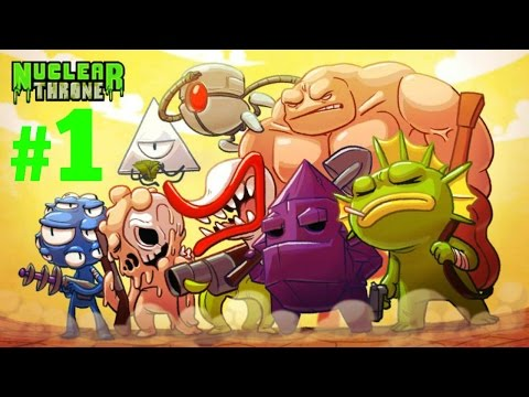 Nuclear Throne Together #1: Barfing Up Rats