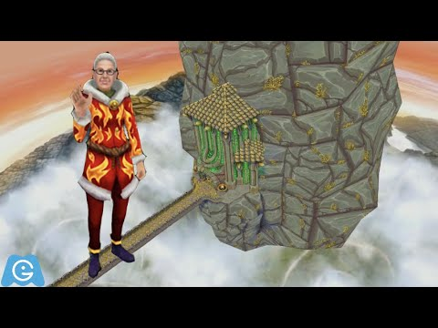iGameMix🎄NEW ACTOR MRS CLAUS, CAN BE NEW RECORD, WATCH THIS👏TEMPLE RUN 2 HD FULLSCREEN✅Gameplay #7